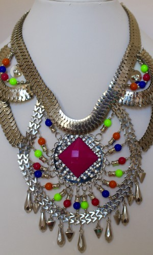 Azza Jewel Necklace